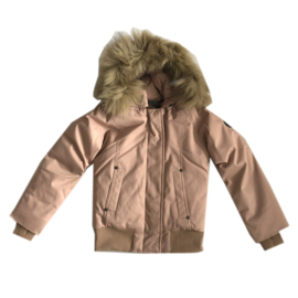 001 Airforce winterjas bomber tawny brown hr72w0130 maat 122-128