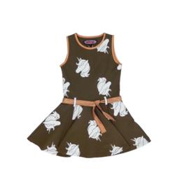 0004 Happynr1 dancing jurk Unicorns- 19-139