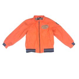 01 RedCode zomerjas oranje maat 116-122