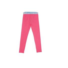 01 Lovestation22 legging  roze 9113-06