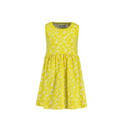 000331 Blue Seven jurk geel 721562