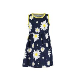 000033 Blue Seven jurk blauw 721580
