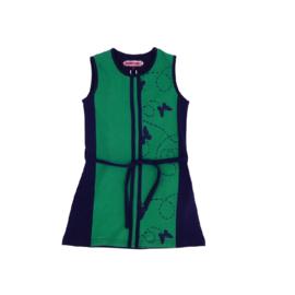 002 Happynr1 jurk -groen- 19-123