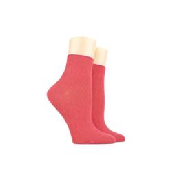 12 Dore Dore 259193 sok roze/rood maat 36-38