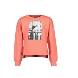 00002 Blue Seven sweater koraal 570084