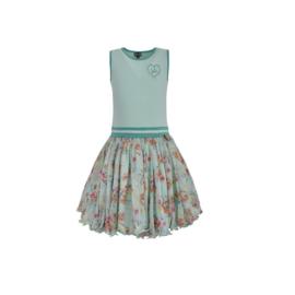 00001 LoFff jurk groen Z8571-62