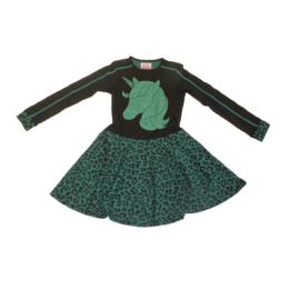 001 LavaLava jurk   19-247  maat 140 voordeel
