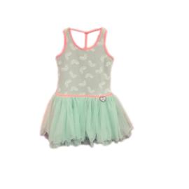 000040  LoFff jurk Party Mint Z8165-01