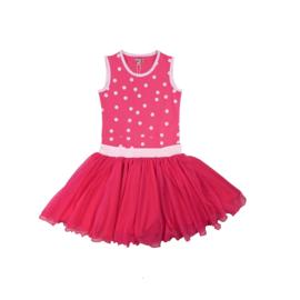 00011 LoFff jurk dansing dots Z8311-06