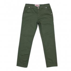 001 Ducati groene broek maat 140/146