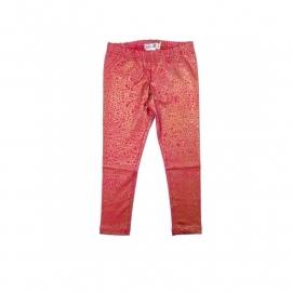 0002 LoFff legging craquele roze z9113-33  maat 176