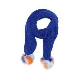 0004 Mim-Pi sjaal MIM-1020 blauw