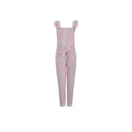 0001 LoFff jumpsuit zacht roze Z8553-31