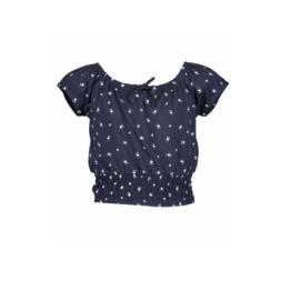 00003 Blue Seven shirt blauw 502688