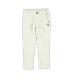 12 S&D le chic witte broek 22085652 maat 152