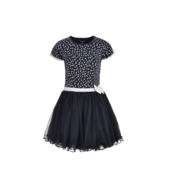 0 LoFff jurk blauw Z8554-51A