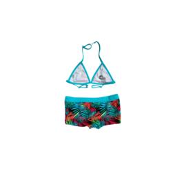 001 JUST BEACH Apple Leaves Bikini