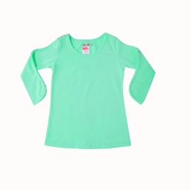 LoFff Studded shirt -groen- Z7942-01