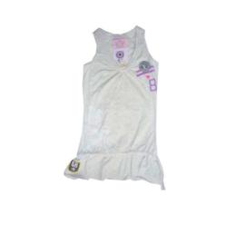 0001 Airforce zomer jurk grijs maat XS