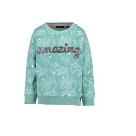 00001 Blue Seven sweatshirt 764592 maat 98