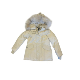 001 Airforce  parka jas angora HR72W0138 maat 128-134