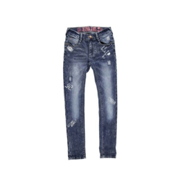 0001 Retour broek skinny jeans liselot maat 110