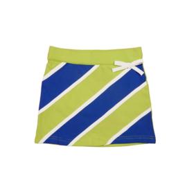 LoFff rok  blauw-groen  z7729-01