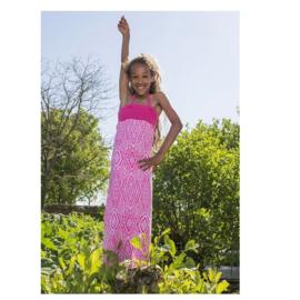 0001 LavaLava jurk miss pink 19-159