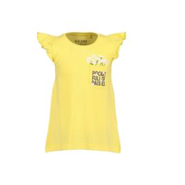 00001 Blue Seven shirt geel 702205