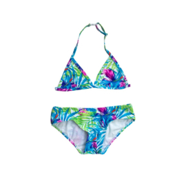 001 Just Beach Cherry Aquarel bikini