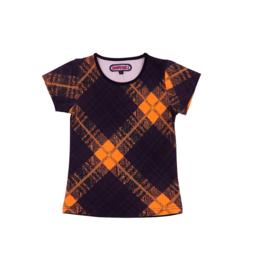 00003 HappyNr1 shirt  geel -zwart  Hp-19-246