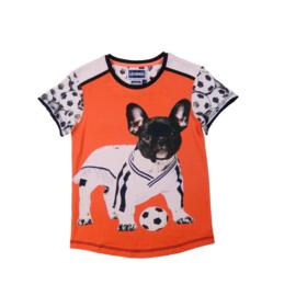 00001 Legends22 shirt football dog 19-116
