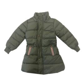 001 Far Out  meiden winterjas groen maat 104-110 voordeel