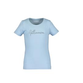 0002 Blue Seven shirt blauw 502650