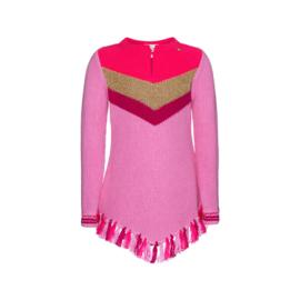 00011 Mim-Pi jurk MIM-1034 roze