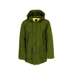 001  Airforce heren parka M0014 green