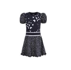 0 LoFff jurk blauw Z8552-50