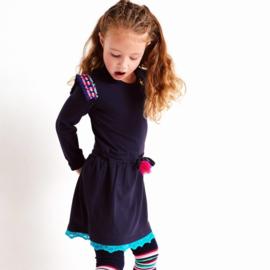 001 Mim-Pi 19 jurk blauw