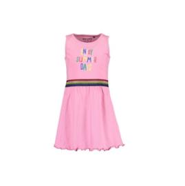 00003 Blue Seven jurk roze 721577