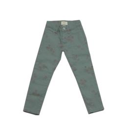 004  Bellerose broek groen maat 104