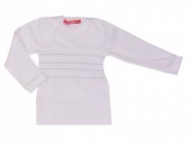 001 Hanssop shirt smock white maat 86/82