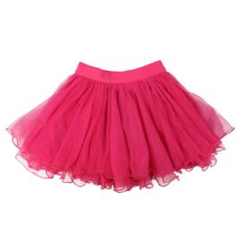 00012 LoFff  tule rok  roze Z8333-02