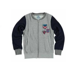 0041 Blue Star Jeans grijs vest BSW-0816