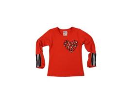 001 LoFff Shirt -Red- Z8044-04