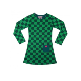 0001 Happynr1 Jurk -Green- HP-18-222