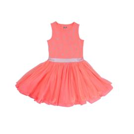 0001 LoFff jurk dansing dots Z8311-04