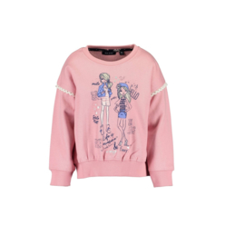 00001 Blue Seven sweatshirt 764591 maat 98