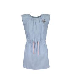 0002 Blue Seven jurk blauw  542044