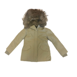 001 Airforce  parka jas bronze HR72W0138 maat 128-134
