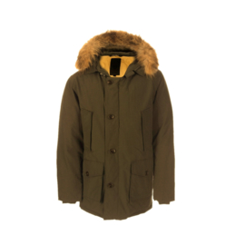 001 Airforce heren parka M0015 RF olive green